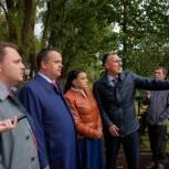 Андрей Никитин и Артём Кирьянов оценили подготовку празднования 200-летия Достоевского в Старой Руссе
