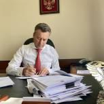 Анатолий Выборный: Антикоррупционные законы должны соблюдаться, и мы будем это жестко контролировать