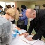Вадим Супиков проголосовал на выборах губернатора Пензенской области и депутатов Государственной Думы РФ восьмого созыва.