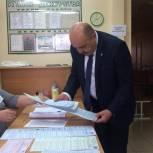 В Александро-Невском районе голосуют за глав и депутатов органов местного самоуправления