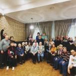 Депутат поздравил членов Общества глухих с Международным Днем глухонемых