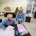 На избирательных участках Камчатки стартовало голосование
