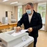 «Люди приходят на участки с доверием и позитивным настроением»: как голосуют на выборах жители Жигулевска