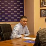 Приемы жителей прошли в штабе общественной поддержки «Единой России»