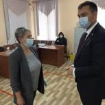 Павел Мишунин: Голосование в Алексинском ДК проходит без нарушений