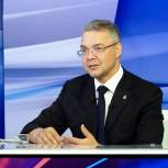 Владимир Владимиров: «Единая Россия» стала абсолютным победителем выборов в Ставропольском крае