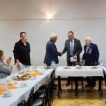 Фрязинские единороссы взяли в работу наказы членов городского совета ветеранов