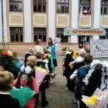 Наталья Назарова приняла участие в торжественных мероприятиях, посвященных Дню знаний