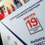 В сельских муниципальных районах Самарской области проголосовало свыше 54 % избирателей