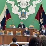 Губернатор Костромской области поздравил Алексея Ситникова с победой на выборах