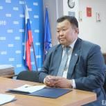 Кузьма Алдаров: В ЕГРН внесены границы более половины подтопленных и затопленных зон в Иркутской области
