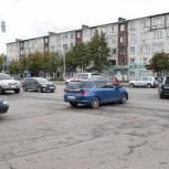 Благодаря поддержке партии «Единая Россия» в Петропавловске установили ещё один светофор