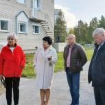 В Северодвинске ремонтируется самая крупная школа №13