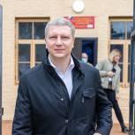 Андрей Иванов поблагодарил избирателей Одинцовского округа за участие в выборах