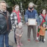 Валерий Савельев принял участие в благотворительной акции