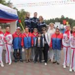 Единороссы Советского района приняли участие в юбилейном 15-й городском вернисаже