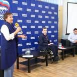 Михаил Терентьев принял участие в гражданском диалоге с жителями Можайского городского округа