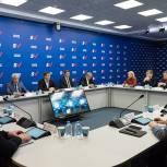 Рабочую группу по подготовке первого заседания Госдумы возглавит Александр Жуков