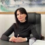 Ирина Дзгоева: Победа «Единой России» обусловлена ее эффективной работой