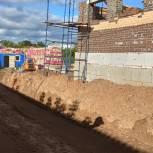 Волонтёры партпроекта «Народный контроль» провели мониторинг строительства новой гребной базы