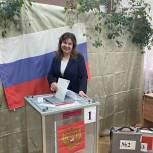 Жители Касимова выбирают депутатов Государственной Думы