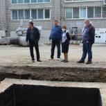 В Рязани продолжается капитальный ремонт трех участков теплотрасс