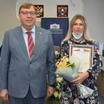 Александр Ищенко поздравил работников санитарно-эпидемиологической службы Дона с профессиональным праздником