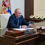 Владимир Путин: Вдостижении успеха «Единой России» навыборах есть вклад каждого изпятерки лидеров списка