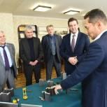 Руководители департаментов Минпромторга России посетили кировские предприятия