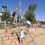 В Оренбуржье завершено благоустройство 13 объектов