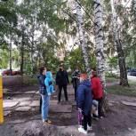 Депутат Андрей Сучков провел встречу с жителями в своем округе