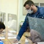 Владимир Шарыпов: «Проголосовал за развитие нашего города»