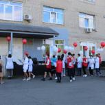 Очередную акцию для пациентов и сотрудников ковид-госпиталя провел Единый волонтерский штаб