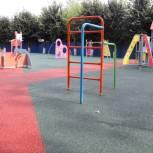 Завешено строительство семи спортивно-игровых комплексов в детских садах города Иванова