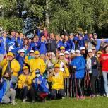 Экологическая рыбалка, уборка мусора на воде, экозарядка прошли в рамках «Дней зелёных действий» в Дмитрове