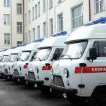 Кировская Станция скорой помощи получила 25 новых машин