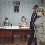 Татьяна Панфилова и Владимир Рожков оценили готовность избирательных участков