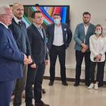 Дмитрий Голубков встретился с сотрудниками МФЦ Одинцово
