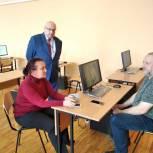 Наталья Евдокимова отметила очень высокий уровень организации избирательного процесса в регионе