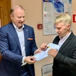 В Свердловской области прошло вручение первых почетных знаков «За заслуги в волонтерской деятельности»
