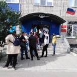 Жители Рубцовска активно выбирают депутатов Госдумы и краевого парламента