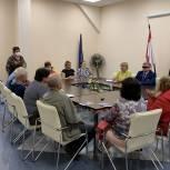 Владимир Вшивцев в Можайске принял участие в заседании круглого стола по социальным вопросам