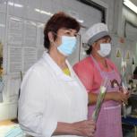 Сразу две акции для медиков провели добровольцы Единого волонтерского штаба