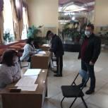 Избирательные участки находятся под наблюдением органов власти