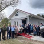 В посёлке Молчаново Каменского района построено новое здание почты