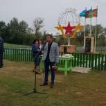 Леонид Пронин встретился с жителями Янтиковского и Урмарского районов республики
