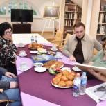 Единороссы Сергиева Посада встретились с музейщиками Абрамцево