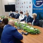 Екатерина Толстая: Мы получаем наиболее полную картину об организации избирательного процесса в регионе