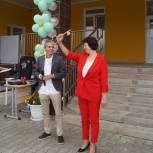 Новая школа на 500 мест открылась в поселке Варнавино
