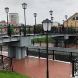 Ленинградская область благоустраивается